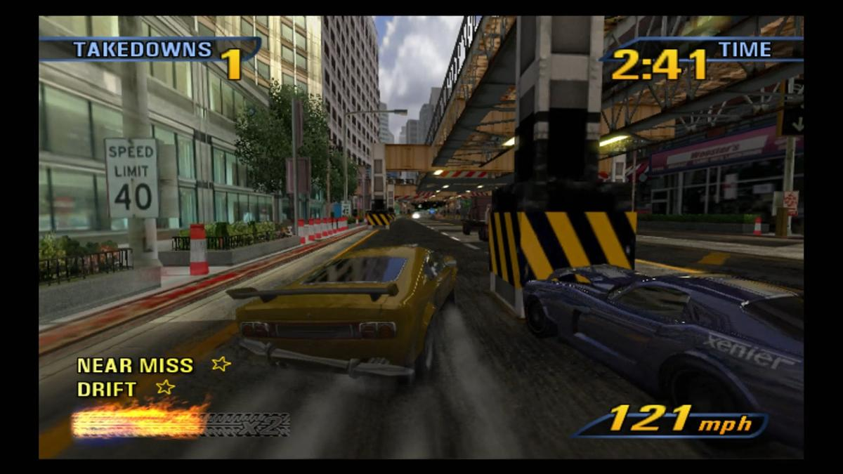Retro Gaming: Burnout, Part 3 – Burnout 3: Takedown (2004